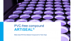 ARTiSEAL PVC-free compound