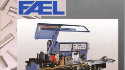 FAEL Series LSP Can Body Welders