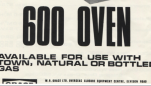 Old Brochure For Grace 600 Oven