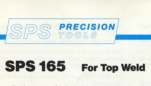 Precision SPS 165 For Top Weld