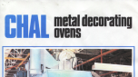 Wellman CHAL Metal Decorating Ovens