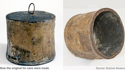 BBC News Article: The story of how the tin can nearly wasn't